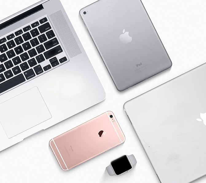 Apple Trade in devices